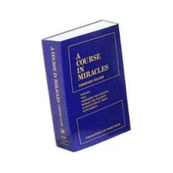 'A Course in Miracles' (paperback)