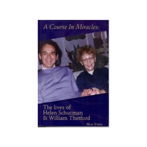 Lives of Helen Schucman & William Thetford