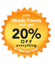 Miracle Friends Offer