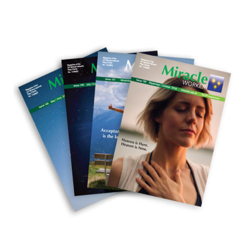 Miracle Worker Magazine Subscription