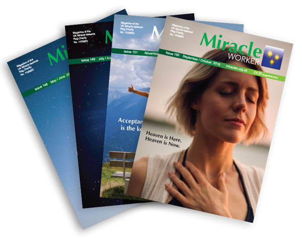 Miracle Worker Magazine Subscriptions