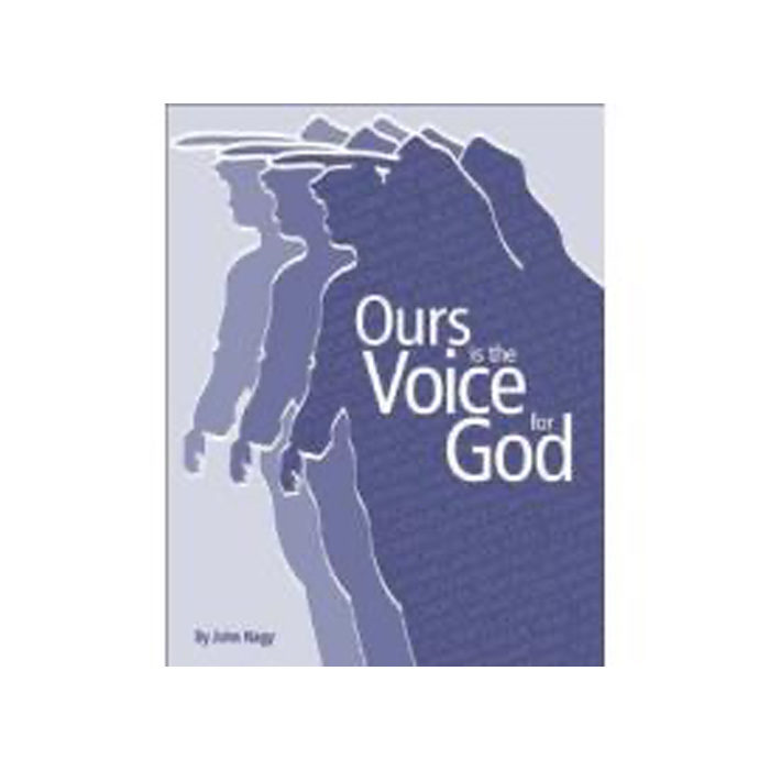 Ours is the Voice for God