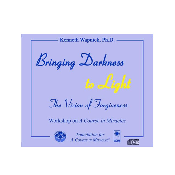 Bringing Darkness to Light: Vision of Forgiveness