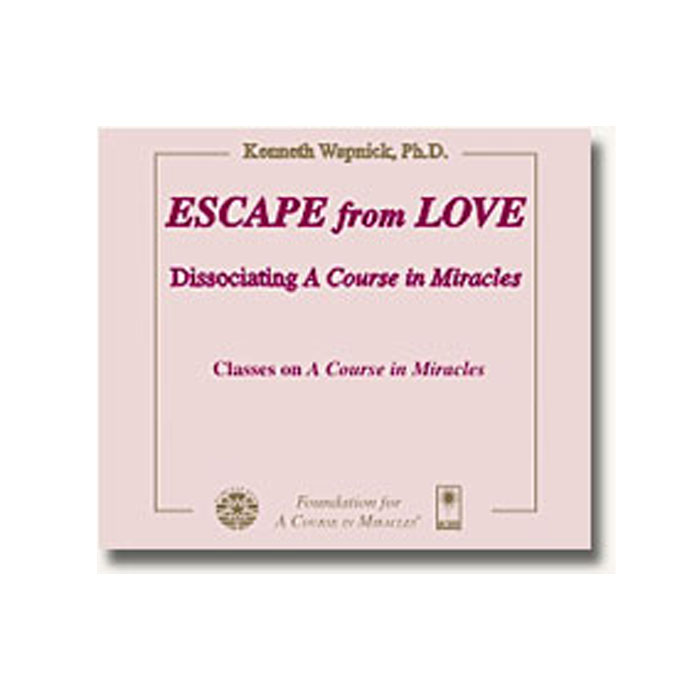 Escape From Love