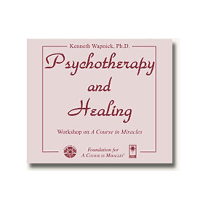 Psychotherapy and Healing