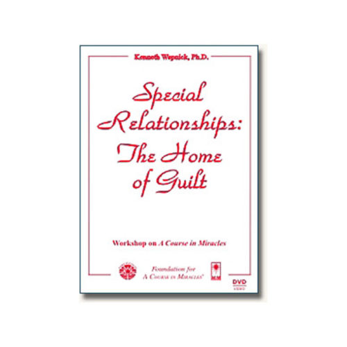 Special Relationships: The Home of Guilt